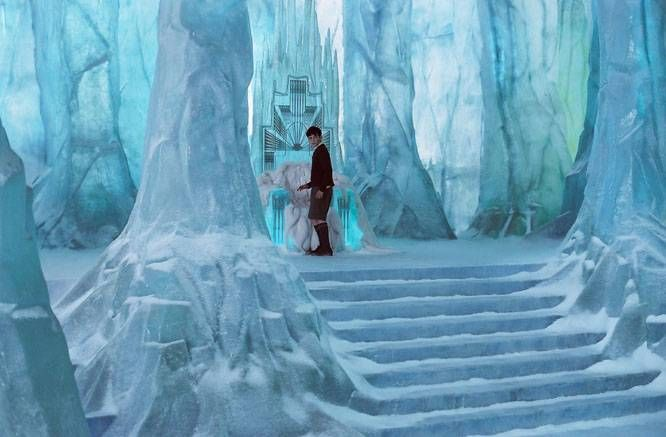 Image result for white witch castle narnia