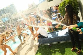 Wet Republic Pool Party MGM Grand
