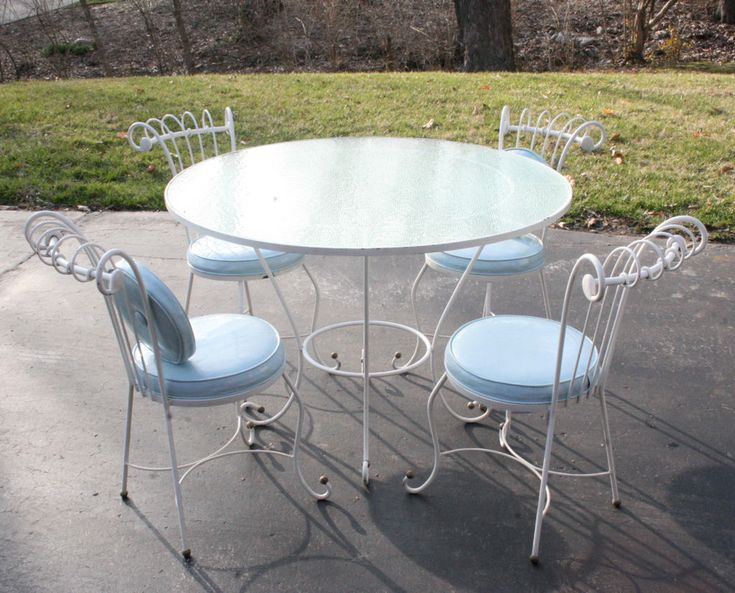 Nice Wrought Iron Patio Furniture Designs Amazing Home Design