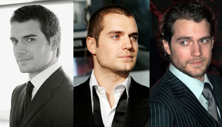 It should be a law that at least one photo of Henry Cavil be pinned each day...my heart melts for this man.
