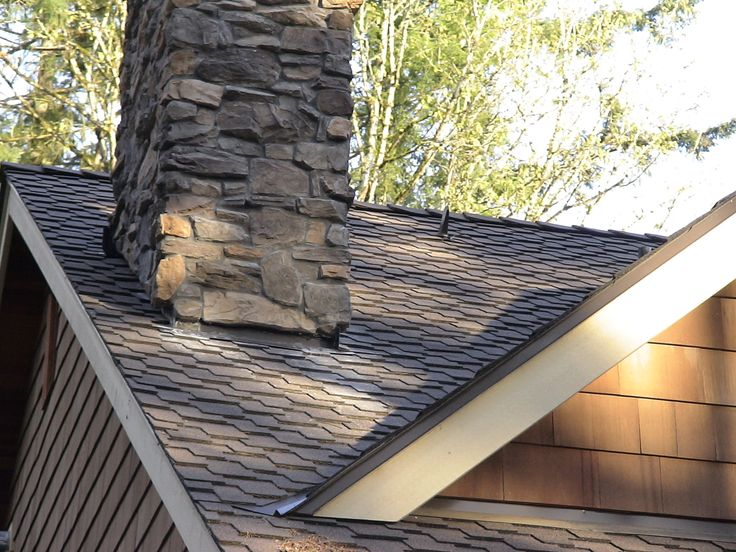 ARS 2x8 Permanent Roof Safety Anchor Installed On Custom Home.