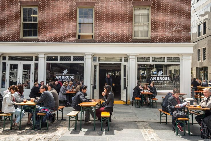 17 Best Images About Bars Restaurants In New York On