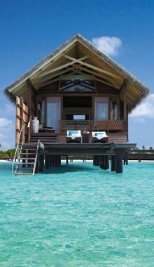 tropical islands- little house