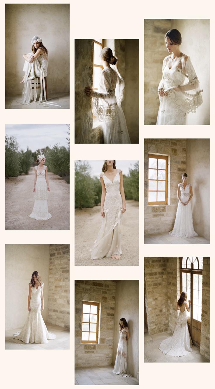 Vestidos de boda de-2012-Claire Pettibone-