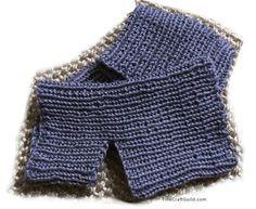 Yoga Socks Easy Knitting Pattern