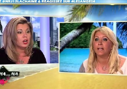 Les Anges de la téléréalité 4 : clash entre Loana et Cindy Lopes