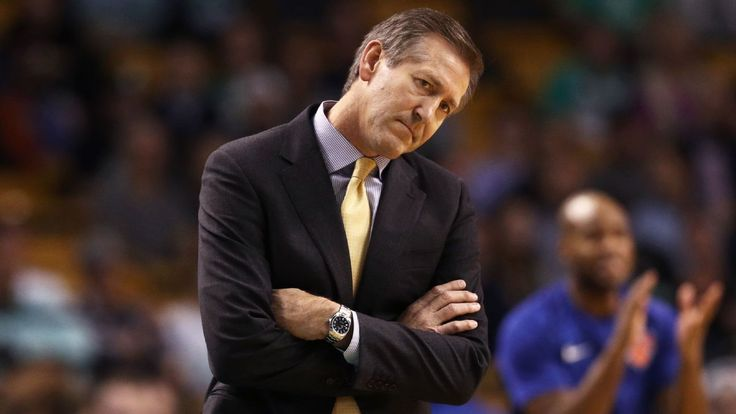 Is Jeff Hornacek coaching for his job on Friday night? #FansnStars