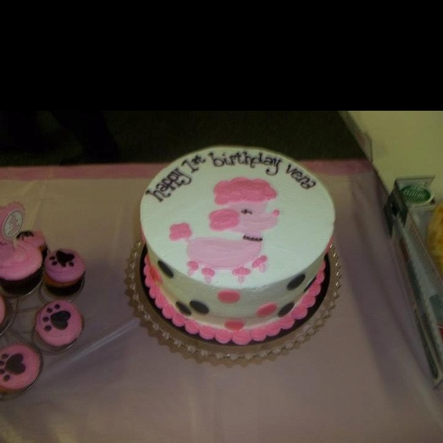 Happy Birthday Kelley Cake Donut