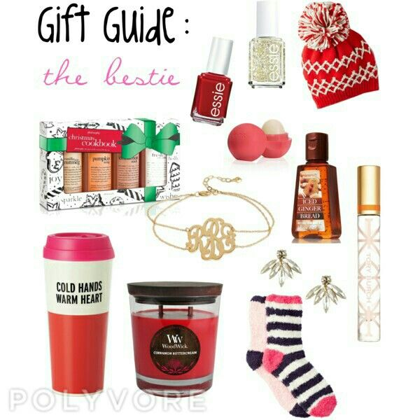 Gift Guide: The Bestie: