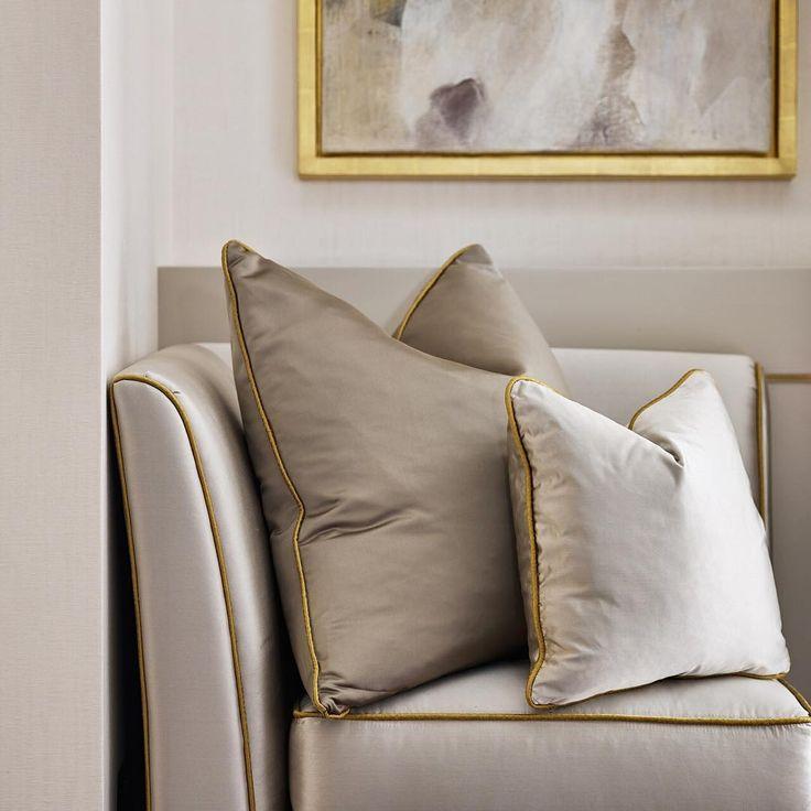 Master bedroom armchair
