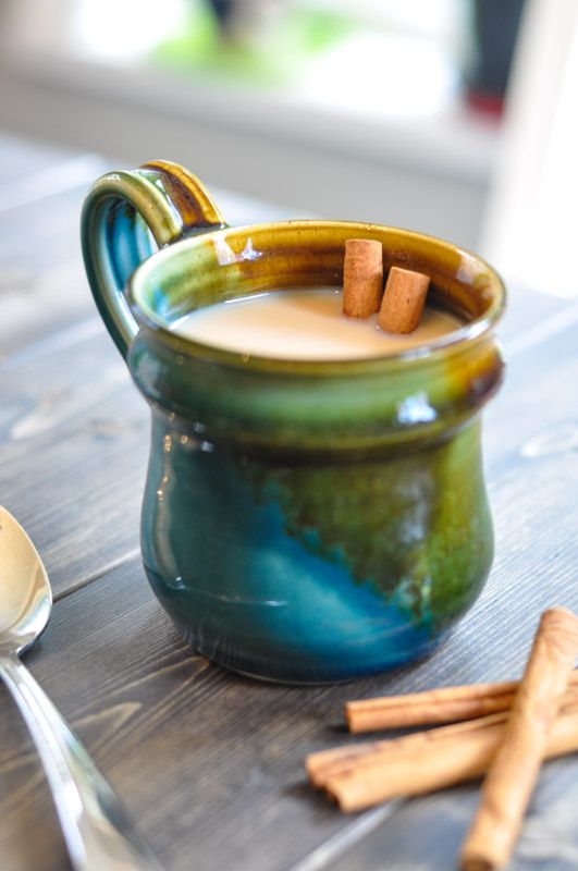 You are going to love this delicious chai tea and Bailey's recipe - it's the perfect boozy warm beverage for the holidays!