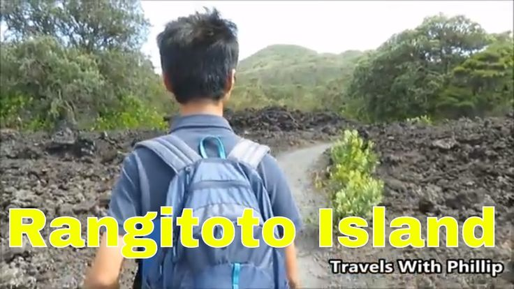 Rangitoto Island, One Hour Walking Track To Summit