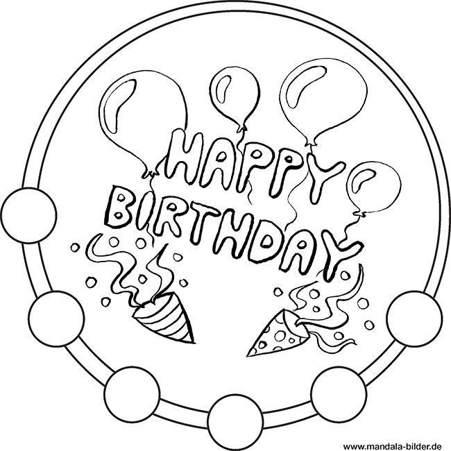 Bildergebnis Fur Happy Birthday Vorlagen Geburtstag Bilder