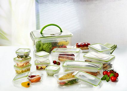 Frischhaltedosen-Set, 26-teilig bestellen | weltbild.de