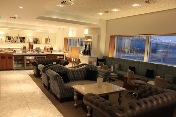 Review: No1 Traveller Lounge London Heathrow T3 - http://youhavebeenupgraded.boardingarea.com/2014/06/review-no1-traveller-lounge-london-heathrow-t3/