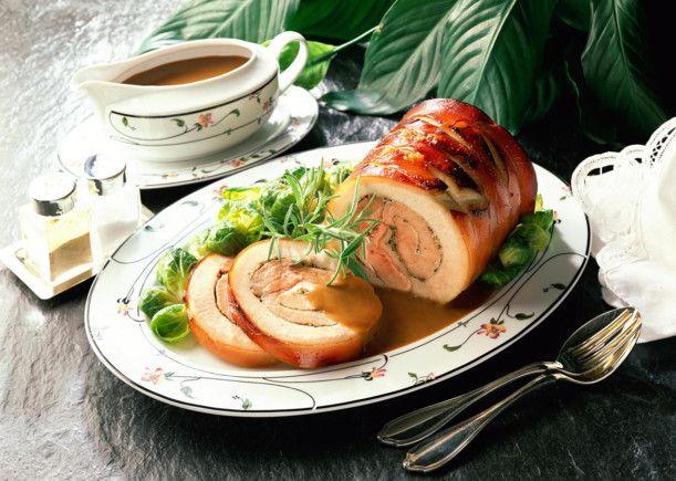Unser beliebtes Rezept für Honig-Schweinerollbraten und mehr als 55.000 weitere kostenlose Rezepte auf LECKER.de.
