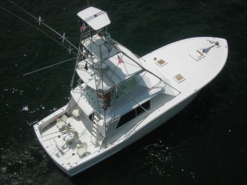 46' Hatteras Sport-Fishing Boat/hope some day all my boys can go deep sea fishing !!!!