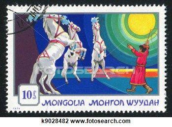 Stock Foto - circus, paarden. Fotosearch - Zoek Stock Fotografie, Print Beelden, Afbeeldingen en Foto Clip Art