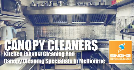 We are kitchen exhaust cleaning and canopy cleaning specialists in Melbourne. We provide maintenance program that ensures your kitchen exhaust & ventilation system is in top condition. #canopycleaning #ductcleaning #kitchencleaning #restaurantcleaning #CommercialKitchenCleaning #canopycleaners