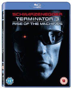 Terminator 3 - Rise Of The Machines Blu-ray 2009 Region Free: Amazon.co.uk: Claire Danes, Kristanna Loken, David Andrews, Jonathon Mostow, Arnold Schwarzenegger, Nick Stahl: DVD & Blu-ray