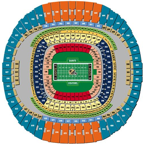 #tickets 2 New Orleans Saints tickets vs Tampa Bay Bucs 11/5/2017 in the Superdome please retweet