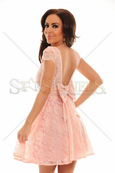 Rochie Fofy Sweet Passion Peach