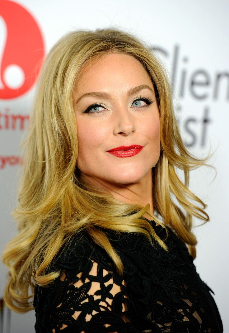 Elisabeth Rohm at The Client List Premiere - looking stunning as always