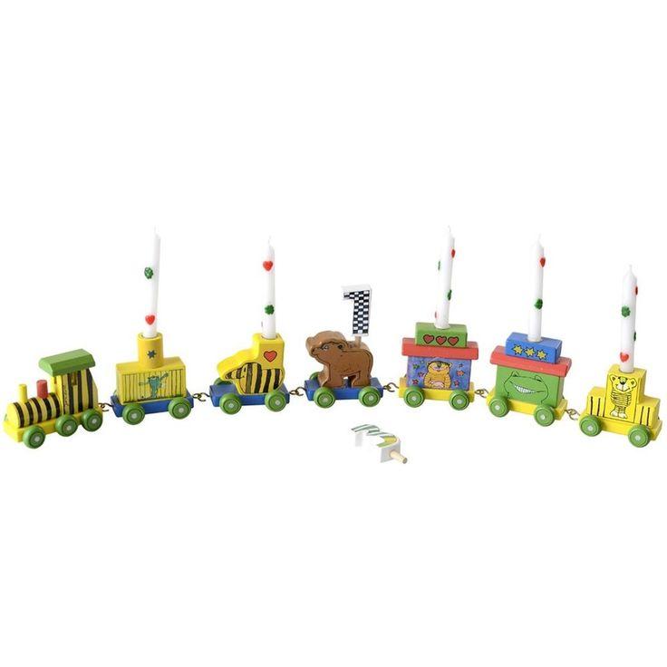 Geburtstagszug aus Holz mit Zahlen von 1-6 Kindergeburtstag Tiermotiv Janosch in Möbel & Wohnen, Feste & Besondere Anlässe, Party- & Eventdekoration | eBay!