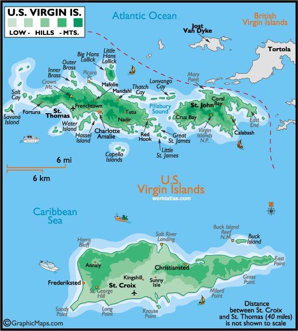 Island virgin water s island u vacation