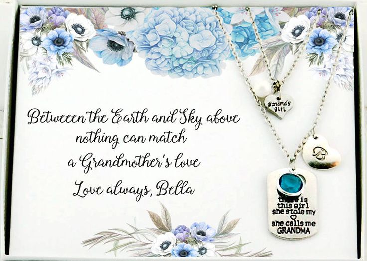 51 best grandma gift images on pinterest for What to give grandma for her birthday