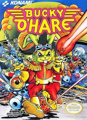 Image result for bucky o hare nes