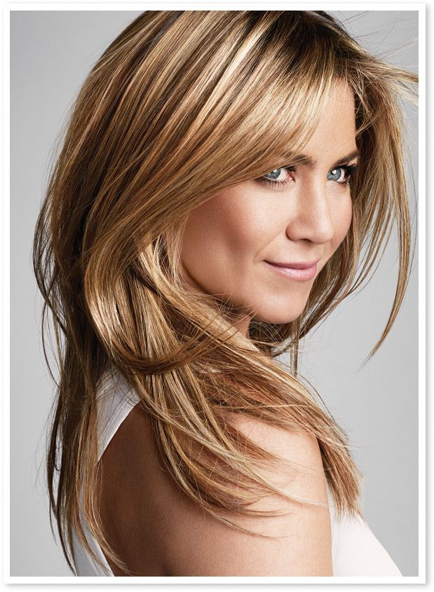 Jennifer Aniston Hair | Cleanse and condition hair with Perfect Hair Day (PHD) Shampoo and ...