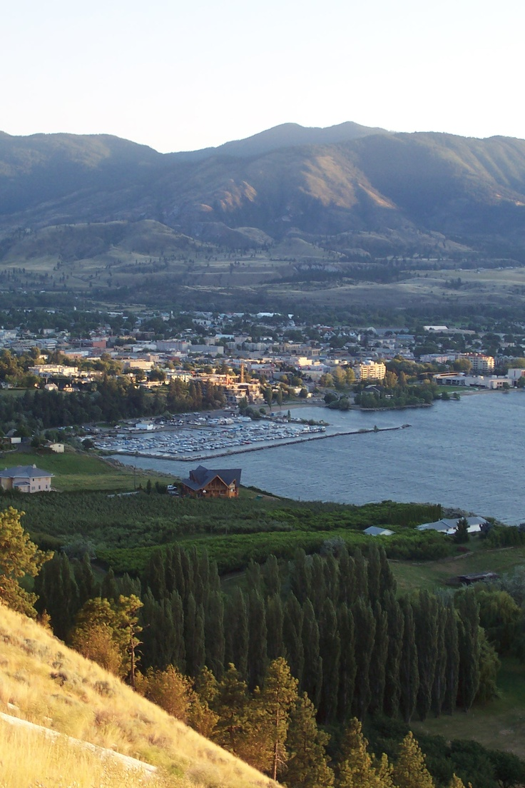Penticton, Okanagan Valley, Canada