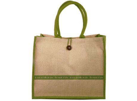 MORGAN Einkaufstasche aus #Jute  #sustainability #eco #nachhaltig