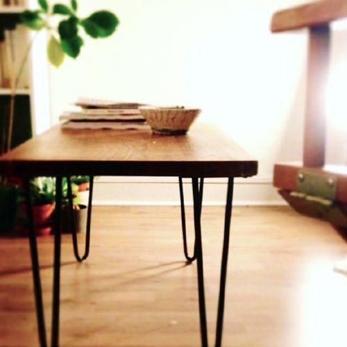 atelier ripaton hairpin legs jolie petite table basse. Black Bedroom Furniture Sets. Home Design Ideas