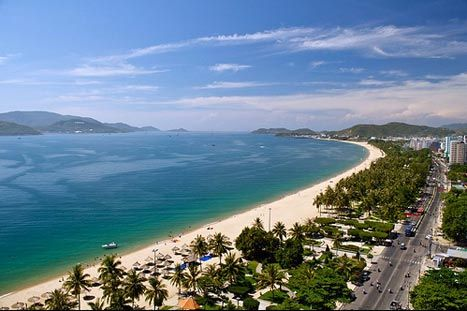 Nha Trang beach. Recommended by http://senseasia.net/