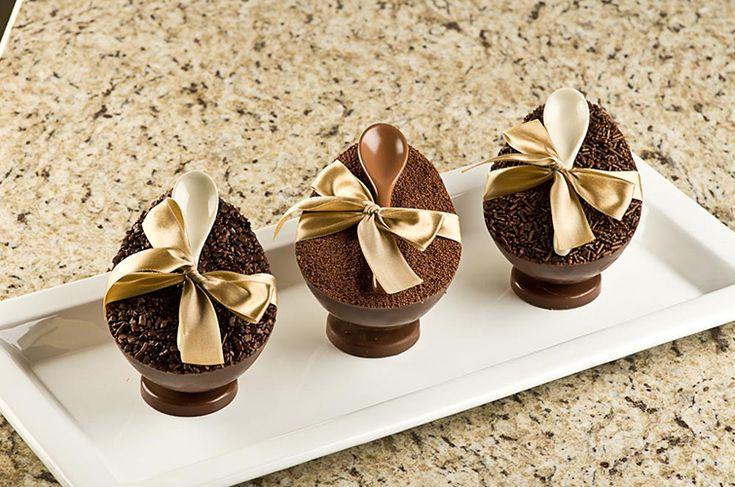 OVO DE COLHER   Receitas   Harald Chocolates e Coberturas – Brasil
