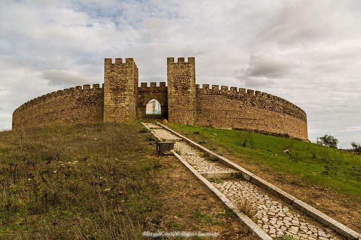 Arraiolos castle, Alentejo (1211-1223)