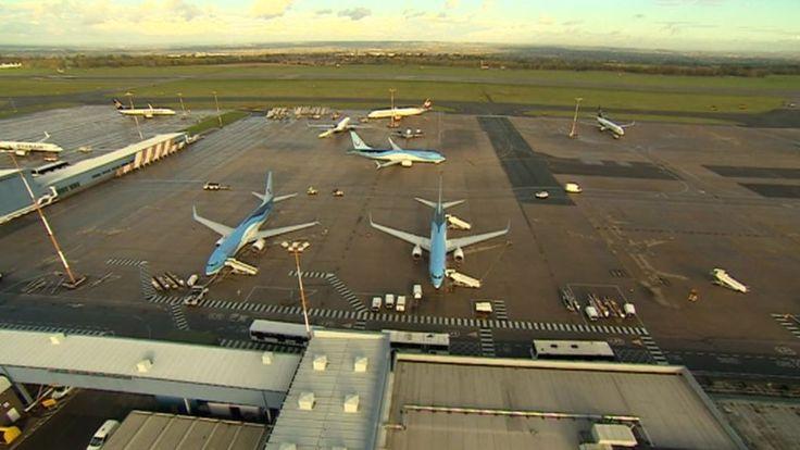 East Midlands Airport: Weekend closures begin for runway work #midlands #airport #weekend #closures #begin #runway