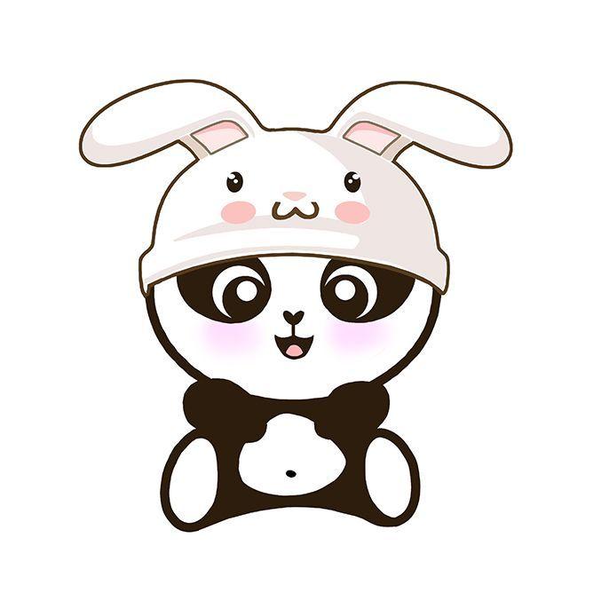 Resultado de imagen para panda kawaii hermoso cute panda drawing cute panda wallpaper y - Coloriage de panda kawaii ...