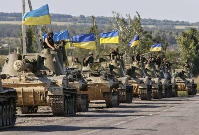Москва предупредила Германию и Францию о начале силовой операции в Донбассе.