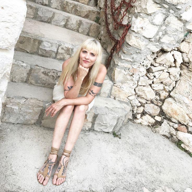 Chilling in beautiful Cavtat, Croatia.