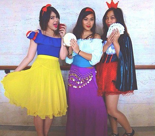 think outside the princess box with these creative disney costumes esmralda from the hunchback of notre dame - Disney Princess Halloween Costumes Diy
