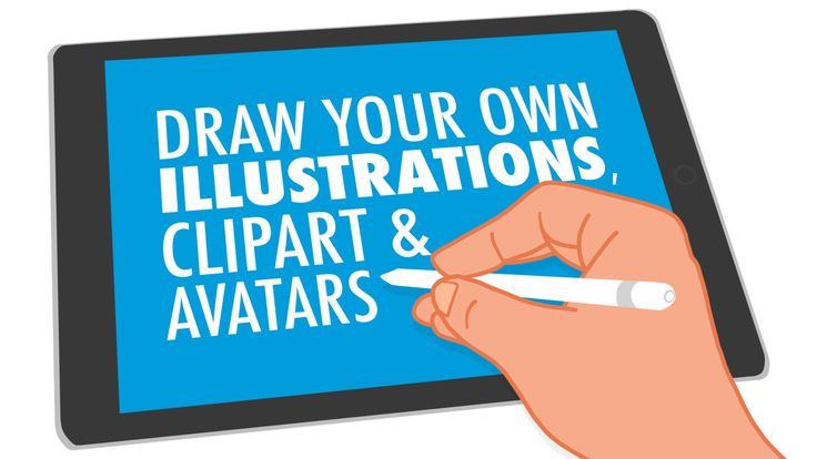 Got a smartphone or tablet? Then you could be drawing your own  illustrations, clipart, and avatars! I share examples and show techniques  for creating your own artwork, even if you don't consider yourself an  artist. My technique is based on tracing photos, so don't worry if you are  embarrassed by your drawing skills. The video features the free Adobe  Illustrator Draw app for iPad, iPhone, and Android, and the techniques can  certainly be used in other drawing apps.