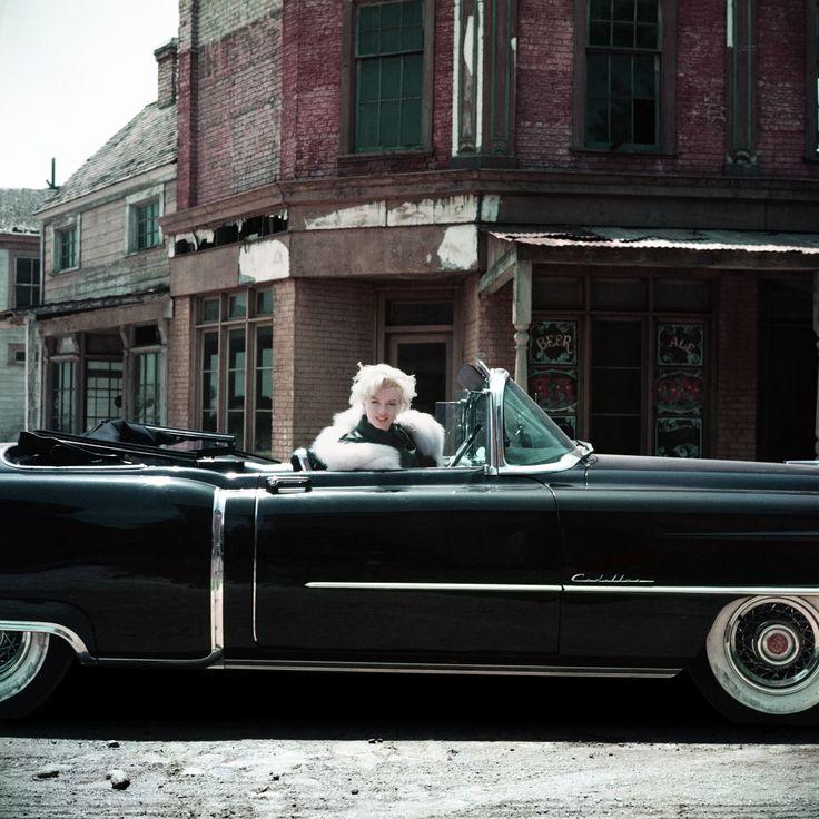 Marilyn Monroe photo by Milton H Greene
