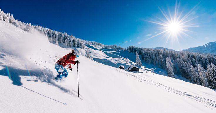 Vinn en skidresa till Wagrain