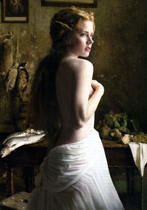Amy Adams by Annie Leibovitz