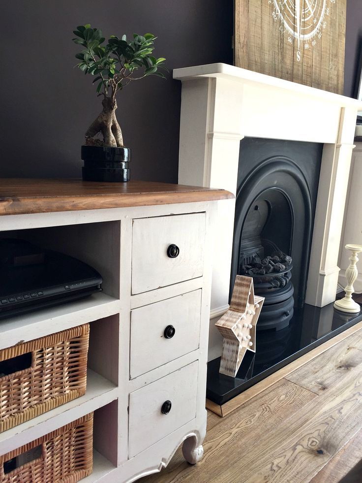 Baskets used in TV units