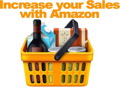 Increase website sales with #Amazon and #FBA