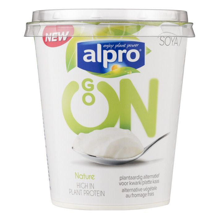 38 best alpro soya images on pinterest yogurt vegan for Alpro soya cuisine light